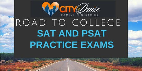 Mock SAT And PSAT Practice Exams And College Application Day  tickets
