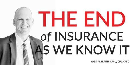 The End Of Insurance As We Know It Book Event - Minneapolis/St. Paul tickets