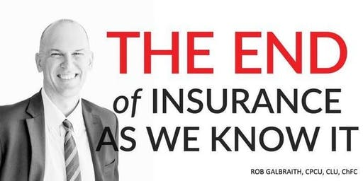 The End Of Insurance As We Know It Book Event - Minneapolis/St. Paul