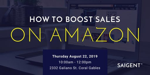 How To Boost Sales on Amazon