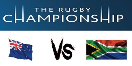 The Rugby Championship: New Zealand V South Africa