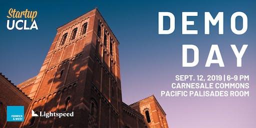 Startup UCLA Summer Accelerator Demo Day