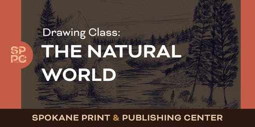 Drawing Class: The Natural World