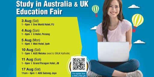 AUGust Studyfest 2019 - Penang  Stop