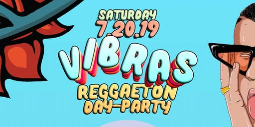 Reggaeton Day Party Saturday - Free Rsvp & Free Tequila Shot