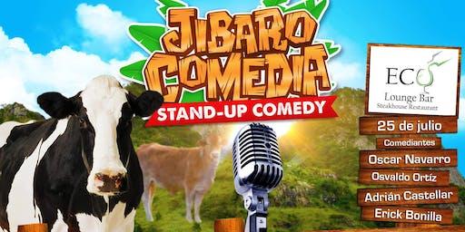 Jíbaro Comedia Stand-Up Comedy