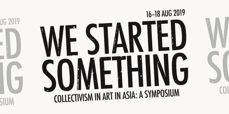 [Panel] We Started Something: Collectivism in Practice with Pangrok Sulap, Gudskul and Brack tickets