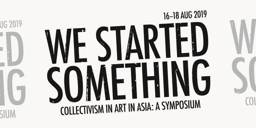 [Panel] We Started Something: Collectivism in Practice with Pangrok Sulap, Gudskul and Brack
