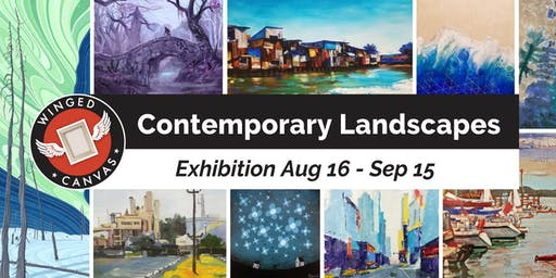 Opening Party: Contemporary Landscapes