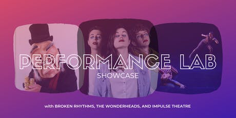 Performance Lab Showcase tickets