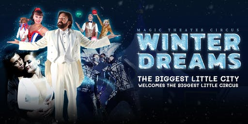 Winter Dreams - Outstanding Circus Performance in Reno. EVENING SHOW
