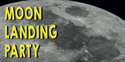 Moon Landing Party