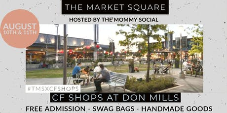 The Market Square hosted by The Mommy Social  tickets