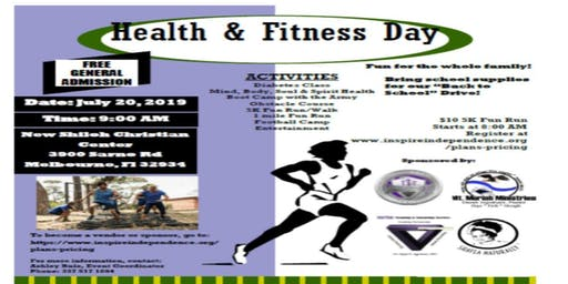 Inspired Independence Health & Fitness Day 5K
