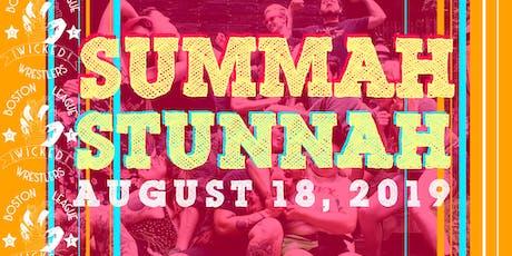 BLOWW Summah Stunnah tickets