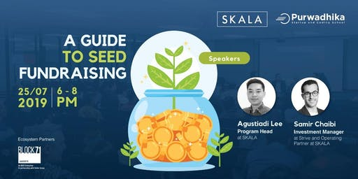 Dialogue Session: A Guide To Seed Fundraising