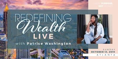 Redefining Wealth LIVE - The Experience