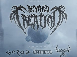 BEYOND CREATION with FALLUJAH, ARKAIK & EQUIPOISE tickets