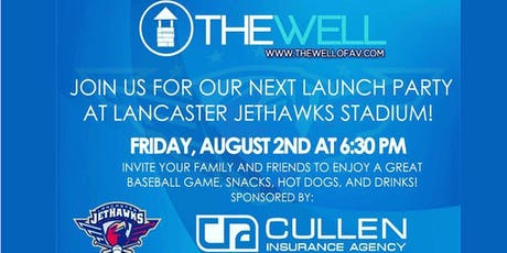 The Well of AV Launch Party tickets