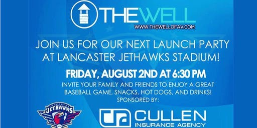 The Well of AV Launch Party