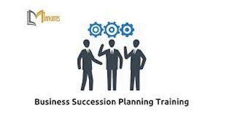 Business Succession Planning 1 Day Training in Copenhagen tickets
