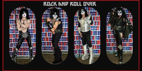 Rock n Roll Over - KISS TRibute tickets