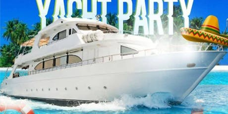 POWER 105 ALL BLACK ATTIRE YACHT PARTY tickets