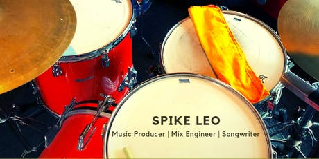 Spike Leo Drum & Bass Production Masterclass tickets