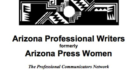 Arizona Professional Writers Conference tickets