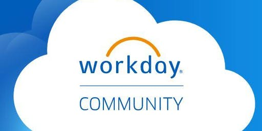 Workday User Group Wellington
