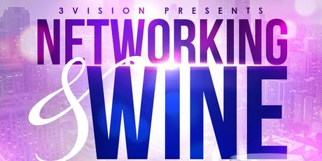 Networking & Wine  tickets