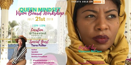 Queen Mindset | Vision Board Workshop tickets