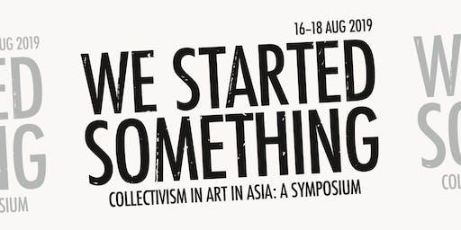 [Film Programme] We Shoot: Collectivism in Experimental Filmmaking