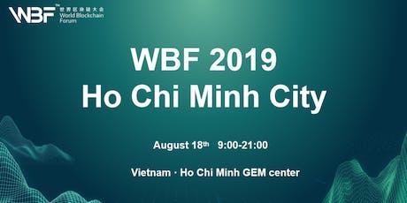 WBF 2019 Ho Chi Minh City tickets