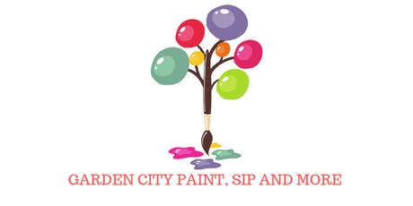 GARDEN CITY PAINT, SIP AND MORE BACK TO SCHOOL ART PARTY tickets