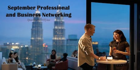 September Professional and Business Networking tickets