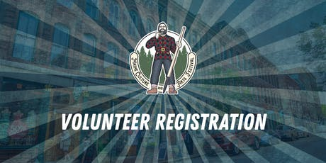 MCAF20 Volunteer Registration tickets