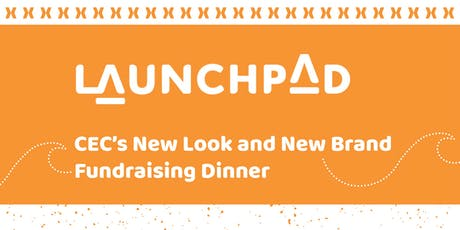 CEC's New Look, New Brand Fundraising Dinner tickets