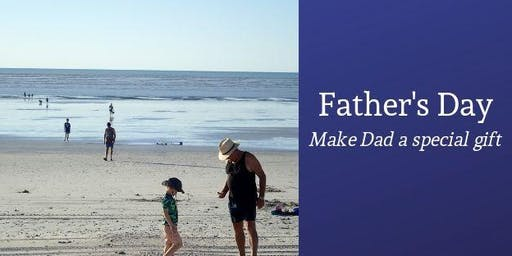 Father's Day Make + Take session