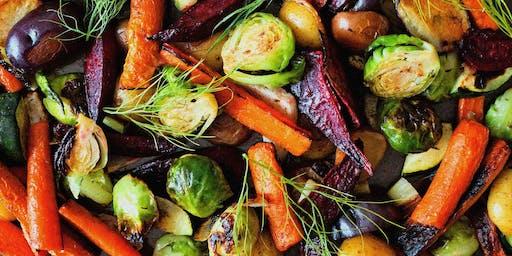 The Vegetarian Tsar - Progressive Dinner