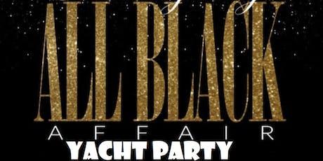 POWER 105 ALL BLACK ATTIRE YACHT PARTY @ CABANA YACHT tickets