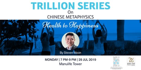 Joey Yap - Health to Happiness tickets