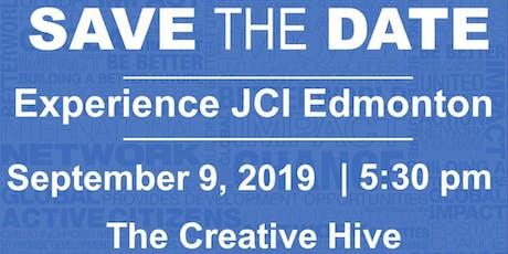Experience JCI Edmonton tickets