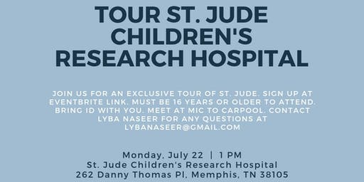 St. Jude Tour