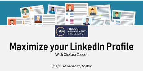 Maximize your LinkedIn Profile tickets