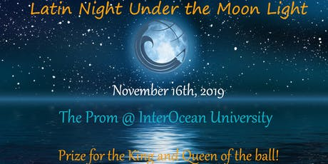 3rd Annual Cocktail Party- This Year's Theme: Prom @ InterOcean University tickets