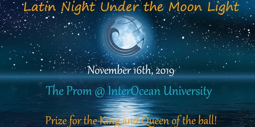 3rd Annual Cocktail Party- This Year's Theme: Prom @ InterOcean University