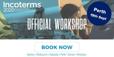 Official ICC Incoterms® 2020 Australian Workshops – PERTH