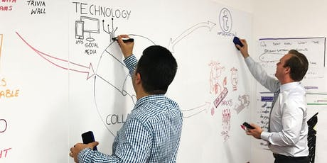 Graphic Facilitation Workshop - 'Become a Whiteboard Ninja' - Melbourne tickets
