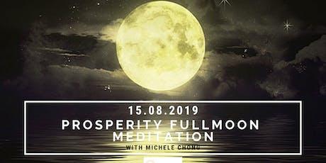 Prosperity Full Moon Meditation tickets